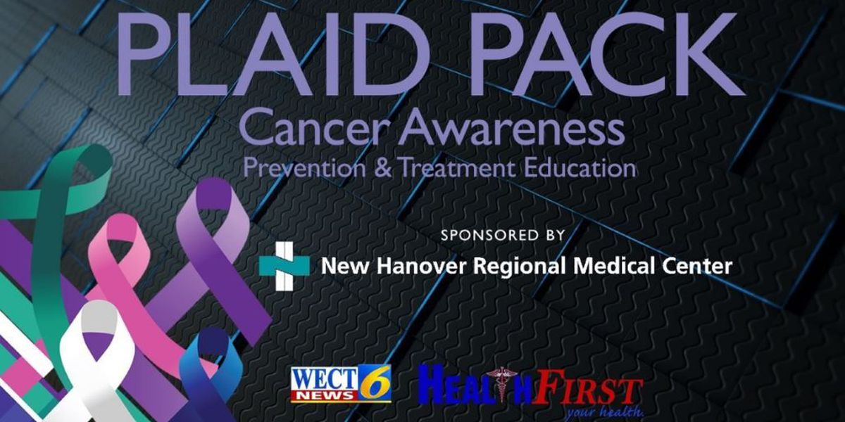 WECT to launch Plaid Pack, a monthly series of cancer reports