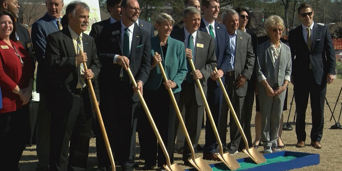 UNCW breaks ground on multi-million dollar student housing complex