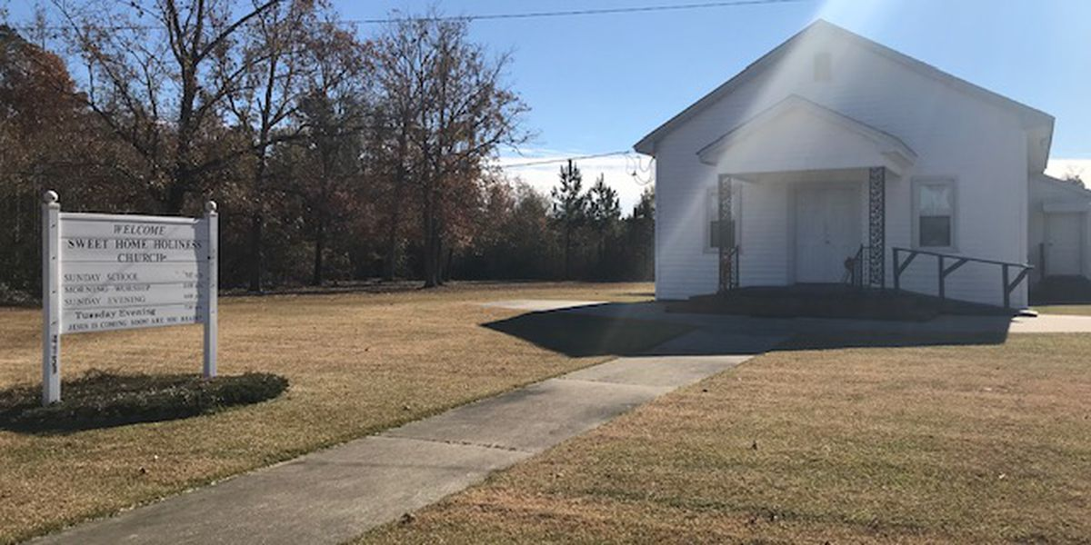 Police: Shots fired at church sign likely a missed shot
