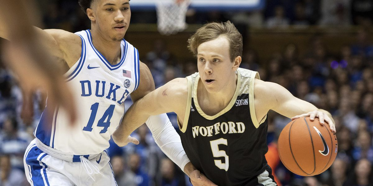 Baker, Carey help No. 4 Duke top Wofford 86-57 without Jones