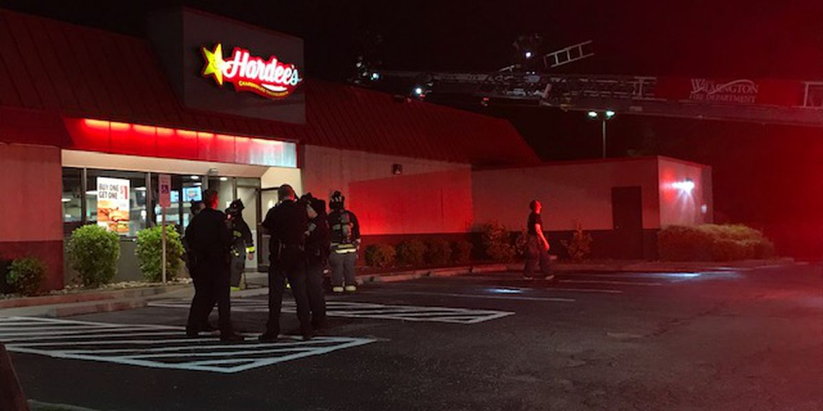 Minor fire at fast food restaurant