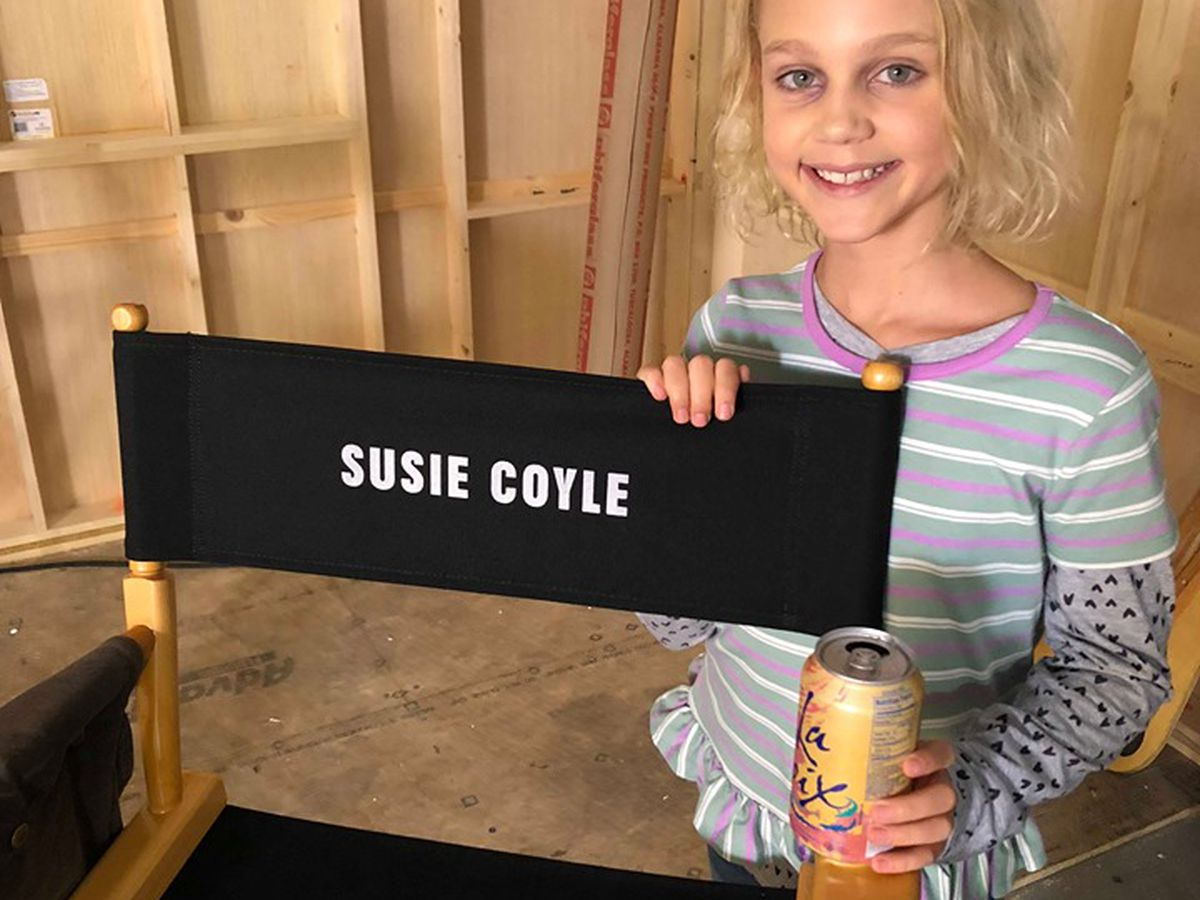 10-year-old Wilmington actress stars in 'Swamp Thing'