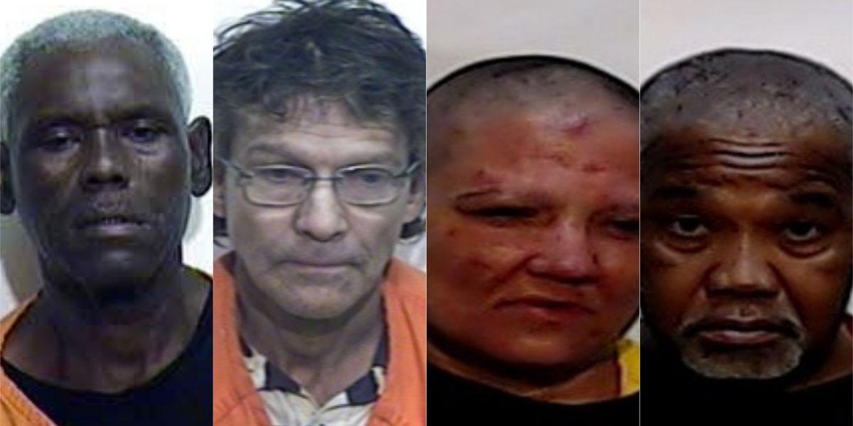 Four arrested after deputies seize marijuana, cocaine, armor-piercing ammo in Columbus Co. bust