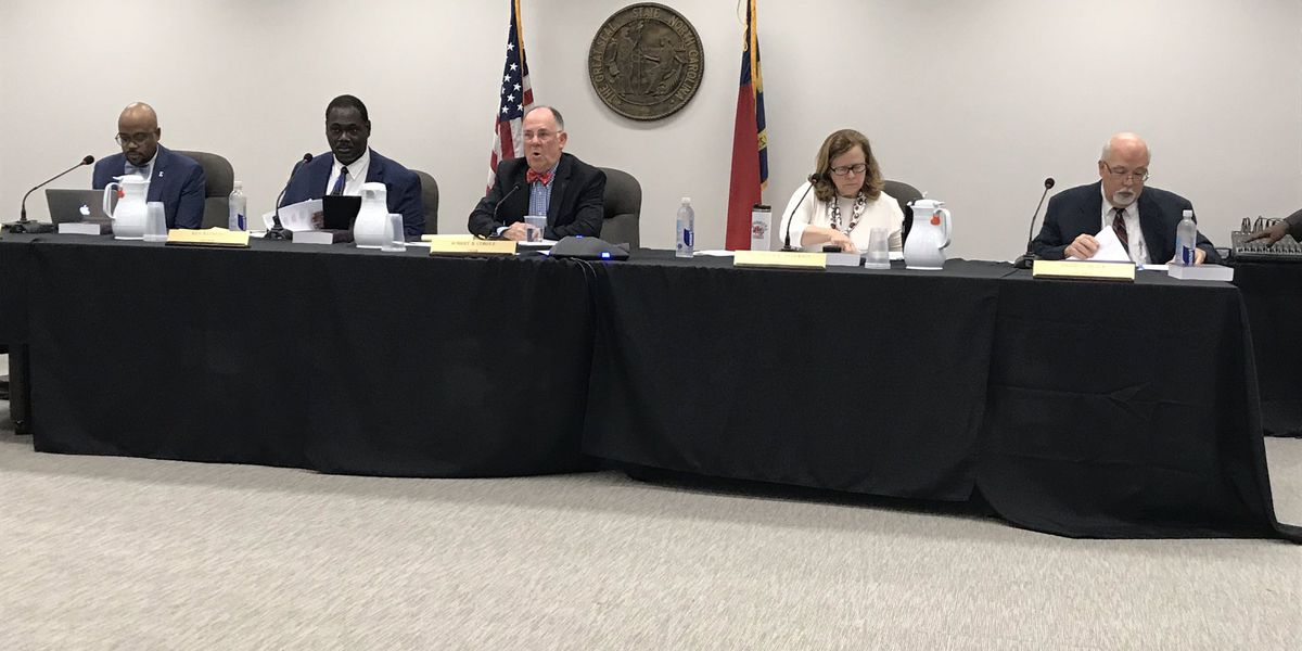 State elections board to schedule new NC9 election, discuss Columbus County Sheriff protest