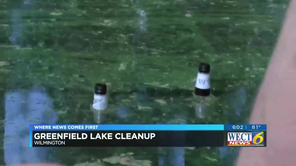Greenfield Lake gets a face-lift