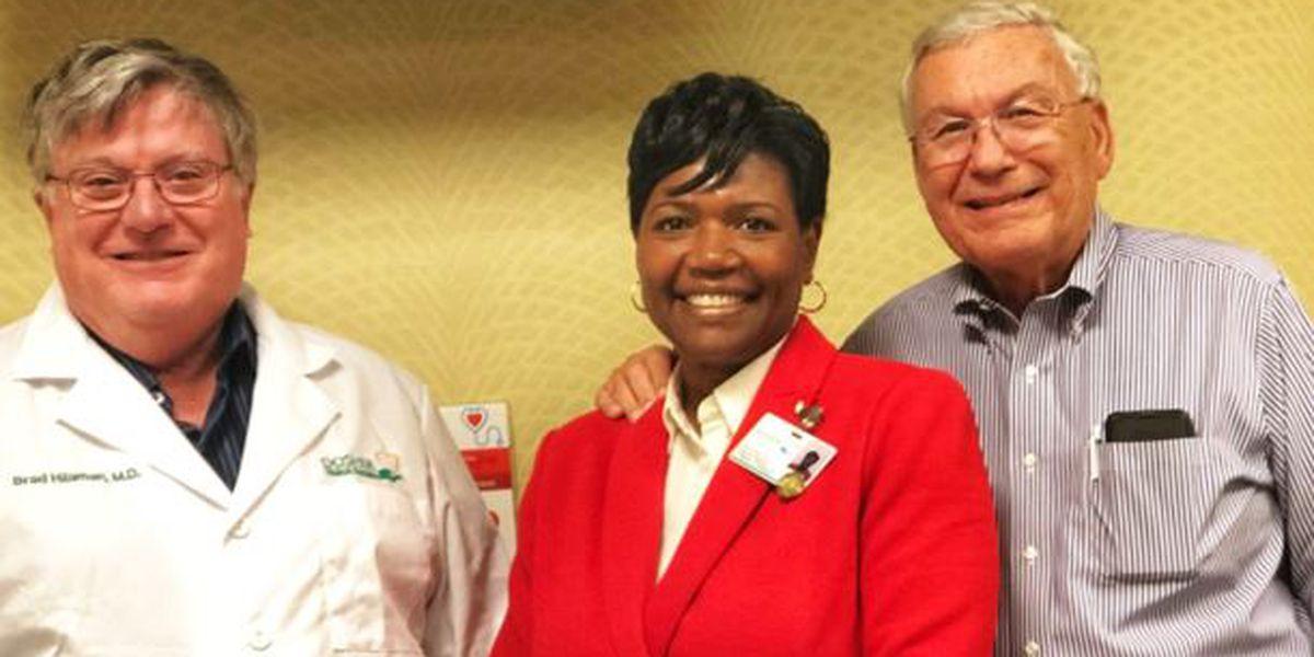 Dosher Memorial Hospital names interim CEO, president