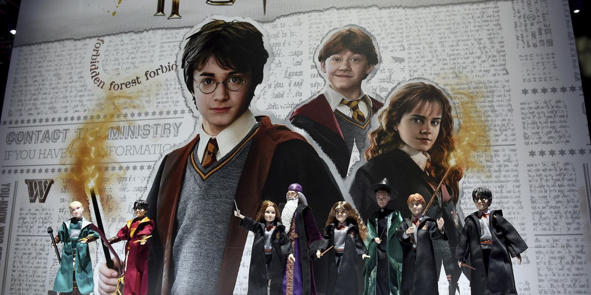 Harry Potter version of Pokemon Go will be live Friday