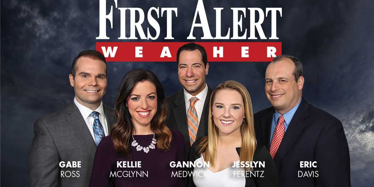 First Alert Forecast: Temperatures to trend cooler as the week progresses