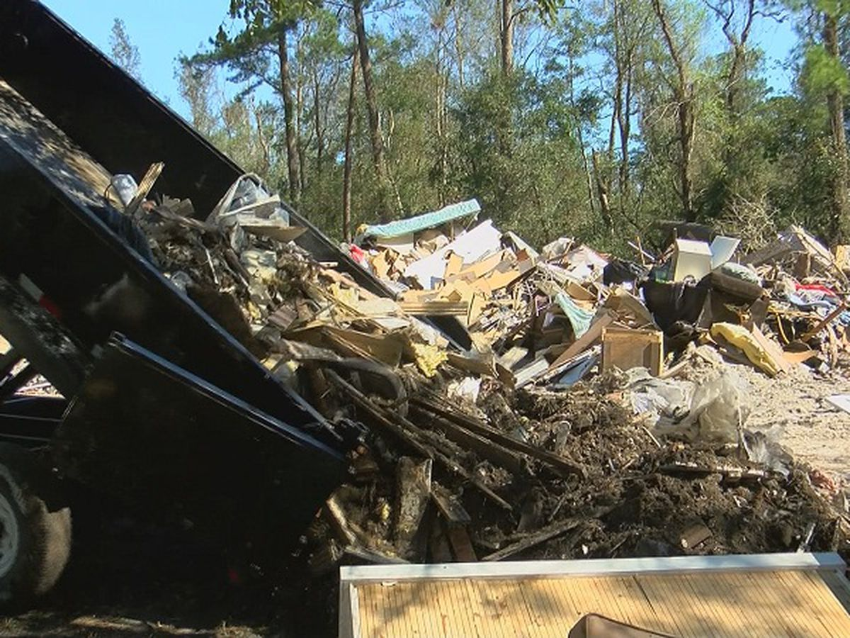 Pender County issuing fines for illegal dumping