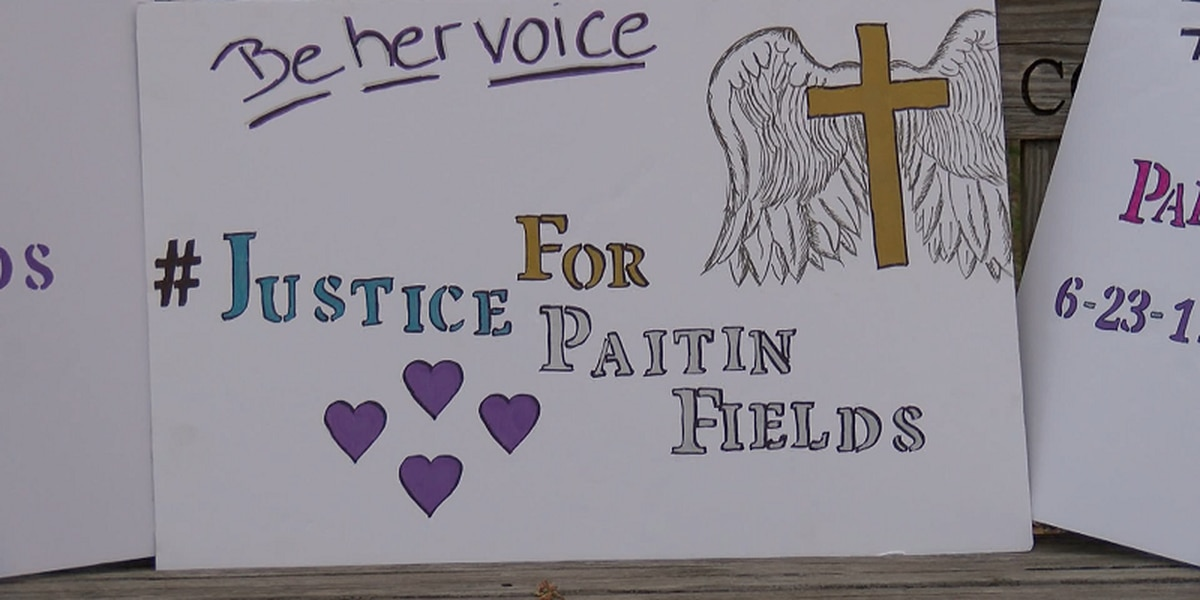 Candlelight vigil for Pender Co. 5-year-old girl: 'She's our angel of Pender County.'