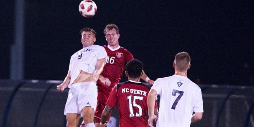 No. 11 UNCW blanks No. 21 N.C. State in men's soccer