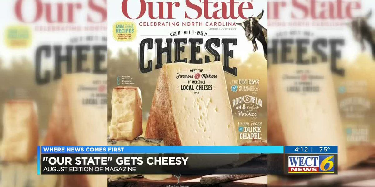 Say cheese: 'Our State' features North Carolina cheese