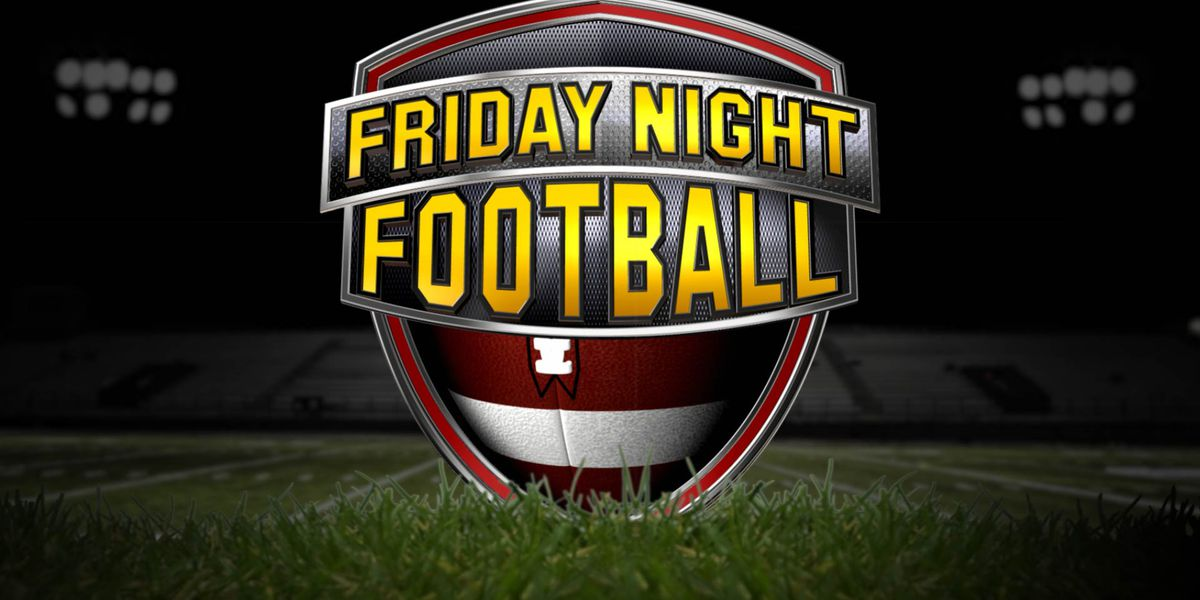 Friday Night Football week one scoreboard