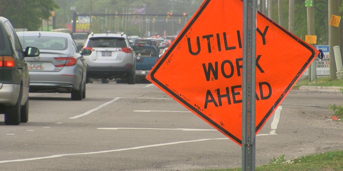 Traffic shift planned for Market Street in Wilmington