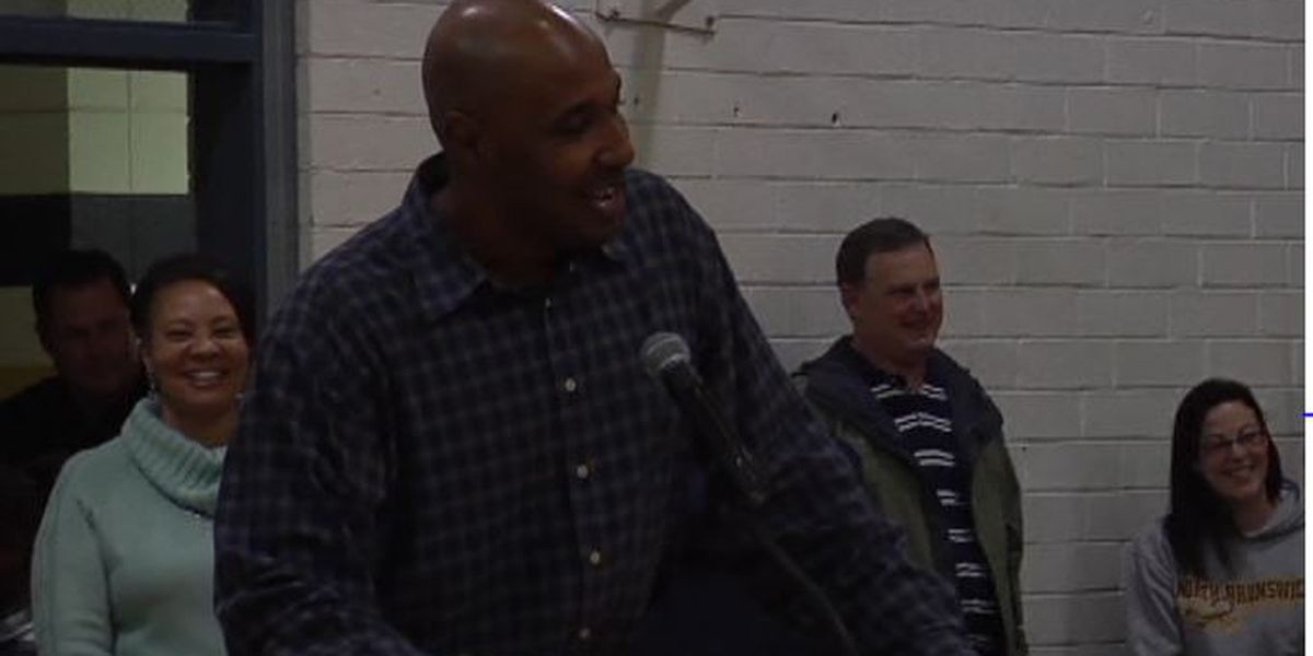 Chucky Brown to speak at Greater Wilmington Sports Club luncheon