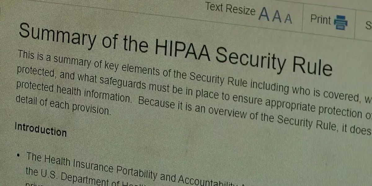 HIPAA in the time of COVID-19: What information can be shared to keep the public safe? What remains private?