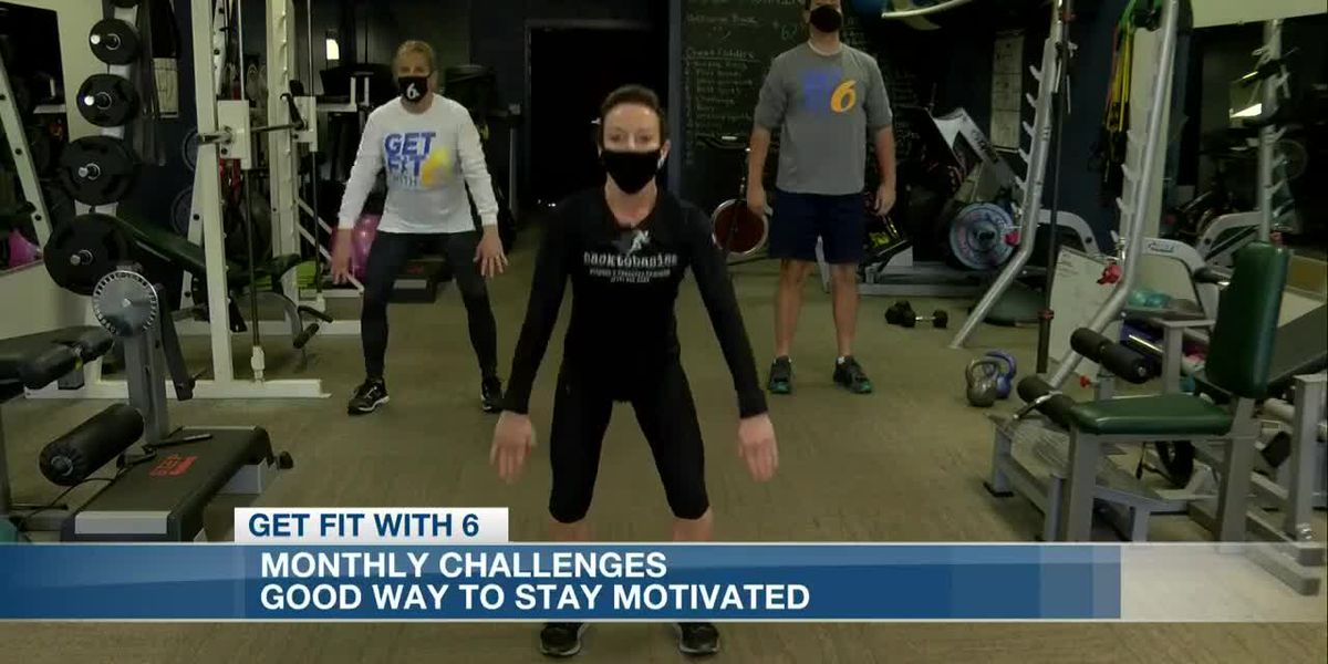 Get Fit With 6: Challenge yourself, Gannon Medwick did!