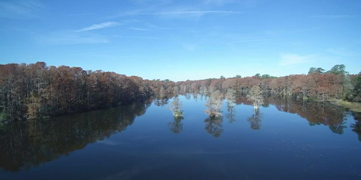 SKY TRACKER: Scenic look over Greenfield Lake