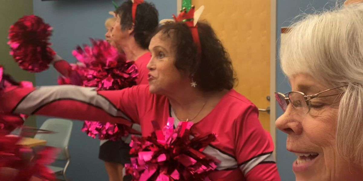Brunswick County Gatorettes: a spirit squad for the ages