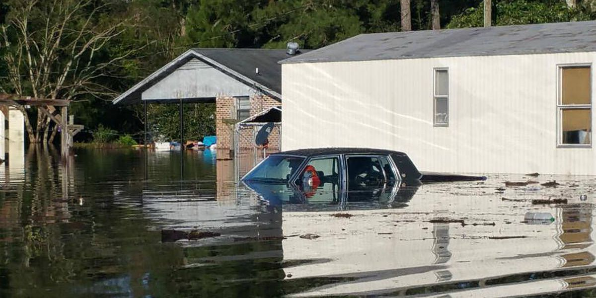 Gov. McCrory calls special session for Hurricane Matthew recovery