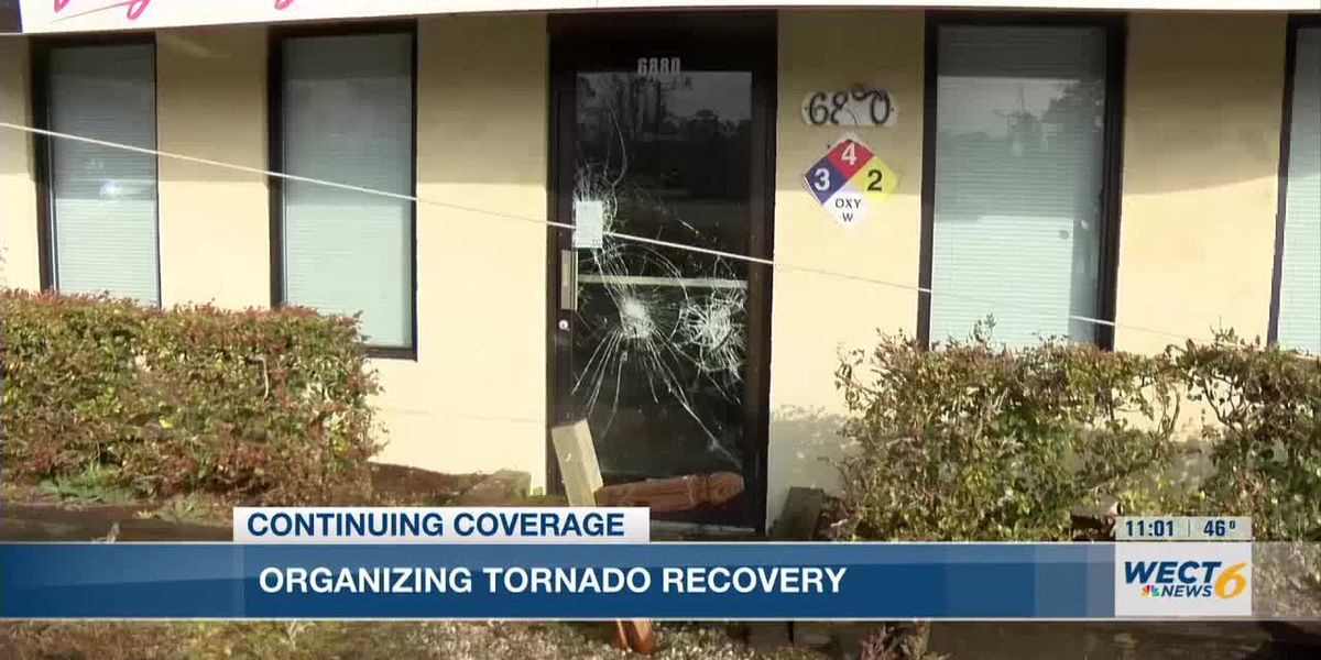Families recovering from tornado receive expert help