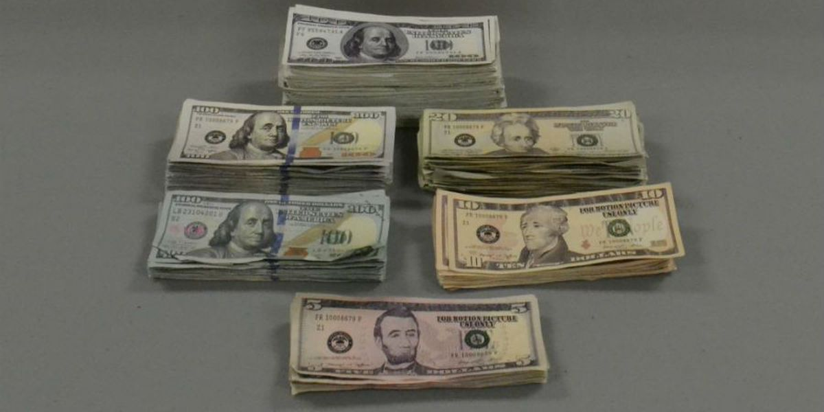 Nearly $35K in counterfeit money picked up along highway