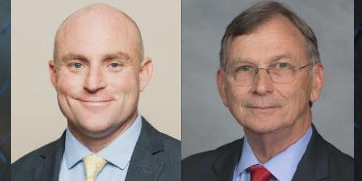 Senators Britt, Rabon given leadership roles in General Assembly