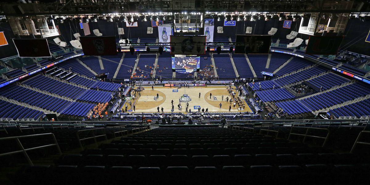 ACC moves 2021 men's basketball tournament from Washington to Greensboro