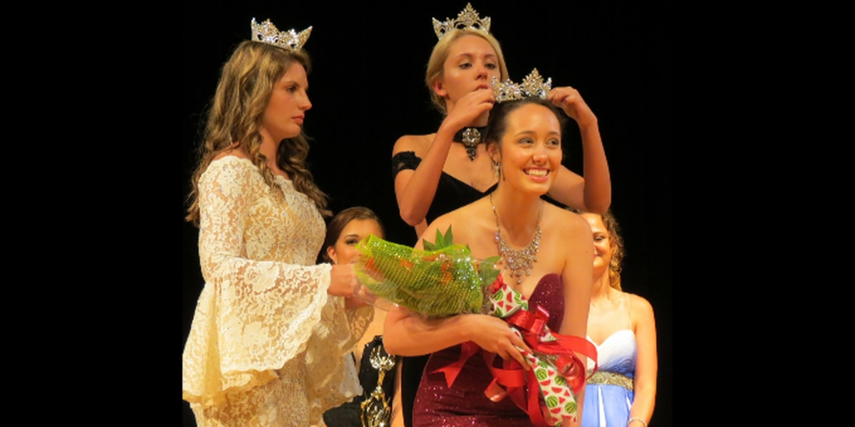Highway 6: Wearing the crown, sash, and evening gown is just a small part of the NC Watermelon Festival Queen's job