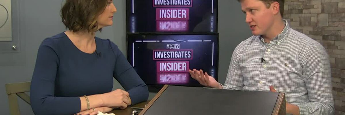 WECT INSIDER: Ashlea Kosikowski discuss release of body camera video