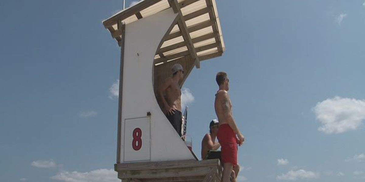 Wrightsville Beach Ocean Rescue gears up for Memorial Day weekend