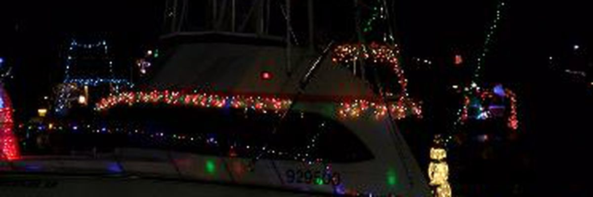 Carolina Beach locals keep holiday flotilla tradition alive