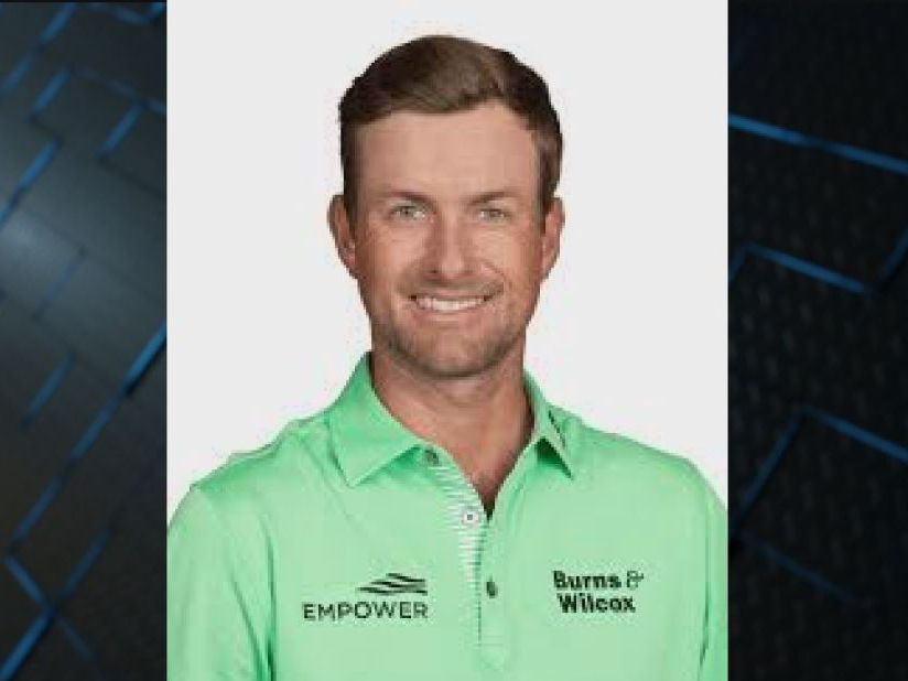 "Webb Simpson: Pro golfer talks faith, family and love for the coast (""1on1 with Jon Evans"" podcast)"