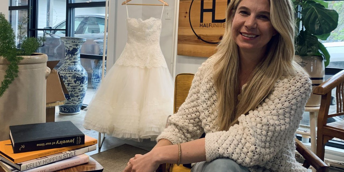 Bride hopes Spanx founder says 'I do' to mentoring her charitable brand