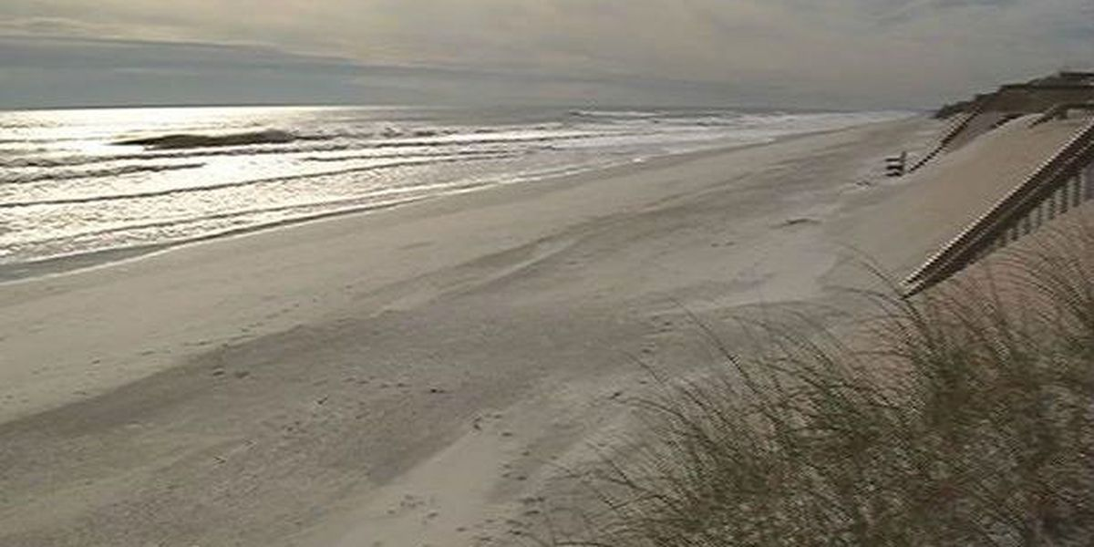 Topsail Beach reopens beach accesses, allows vacation rentals