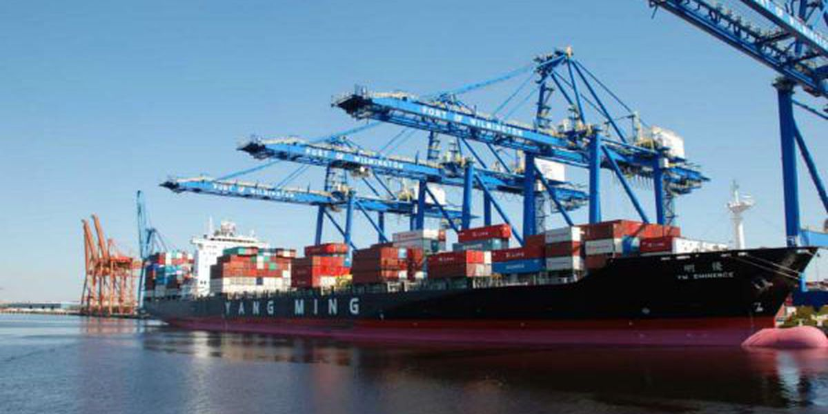 Unprecedented growth expected at Port of Wilmington