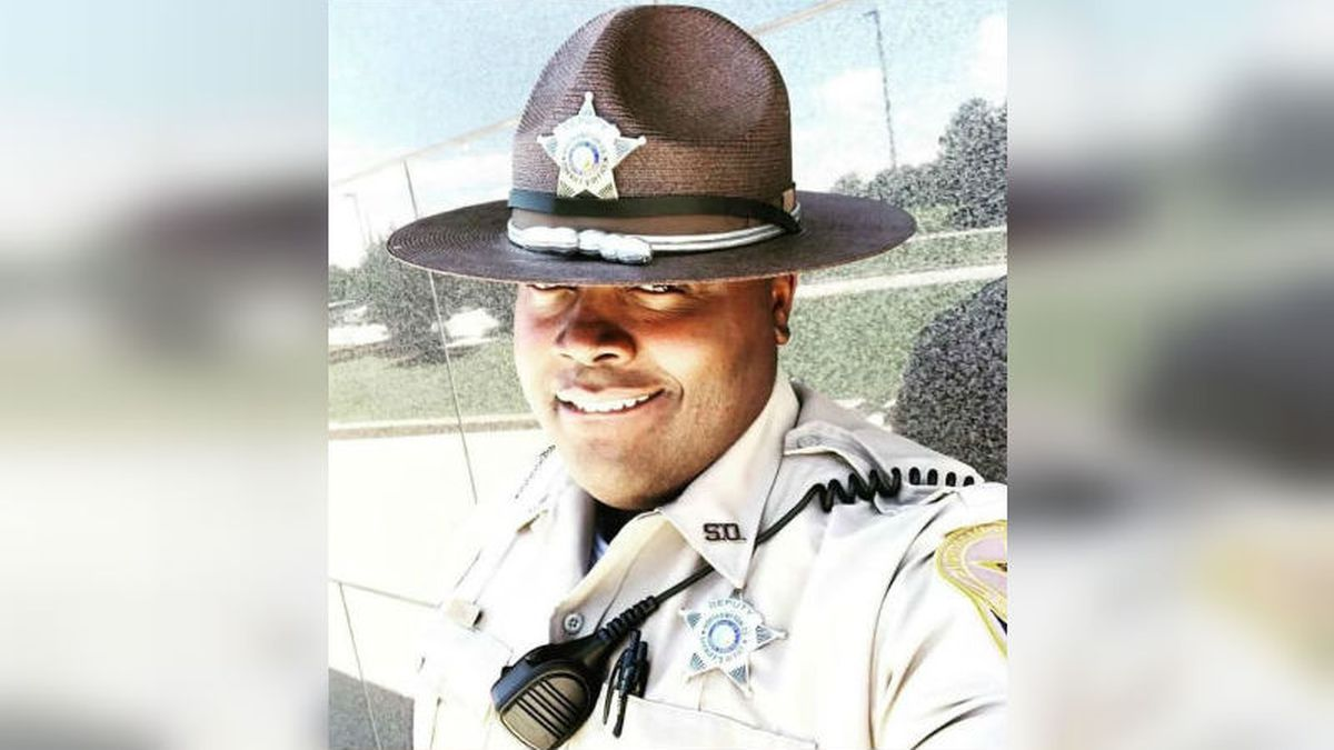 N.C. deputy killed in crash while responding to call, sheriff says