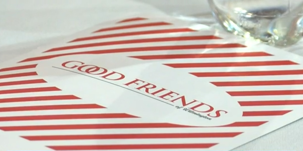 Good Friends Wilmington holds annual fundraising lunch