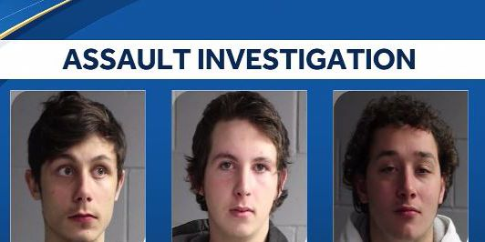 3 young adults accused of assaulting 18-year-old with autism, lighting his hair on fire