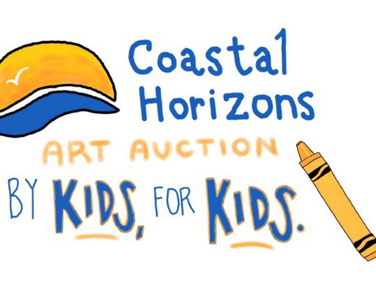 'By kids for kids': Art auction showcases children's art to help other children in need