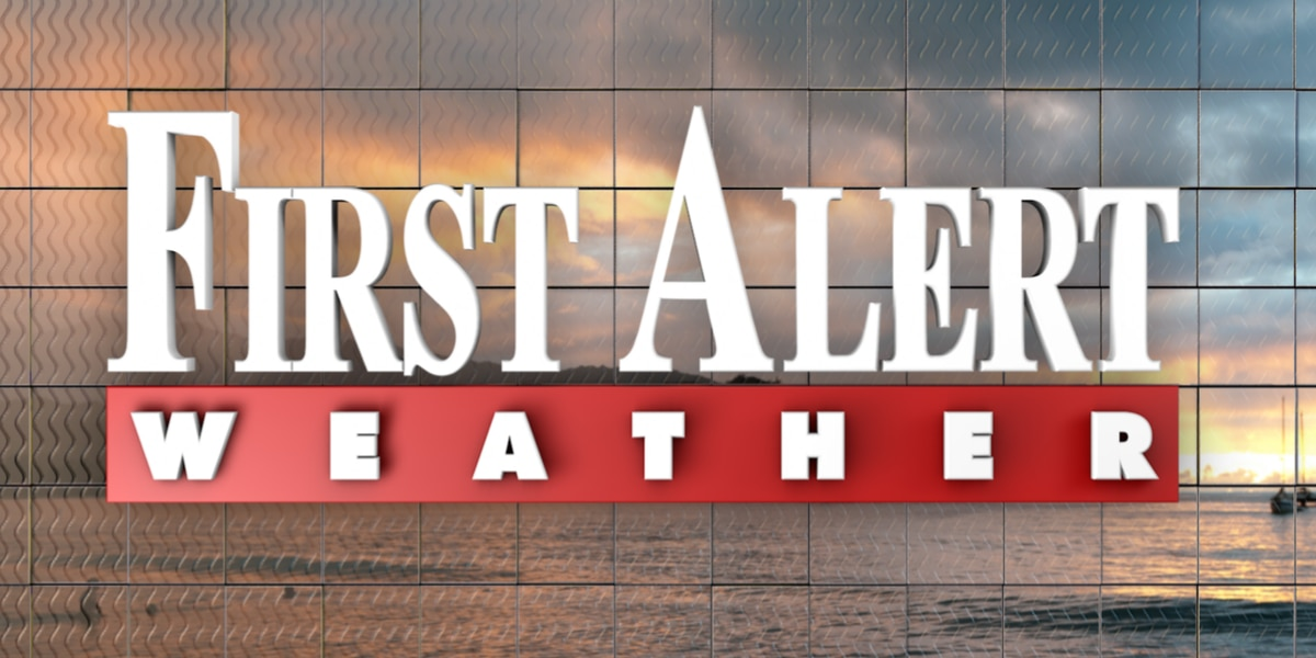 First Alert Forecast: colder, widespread frost or freeze tonight