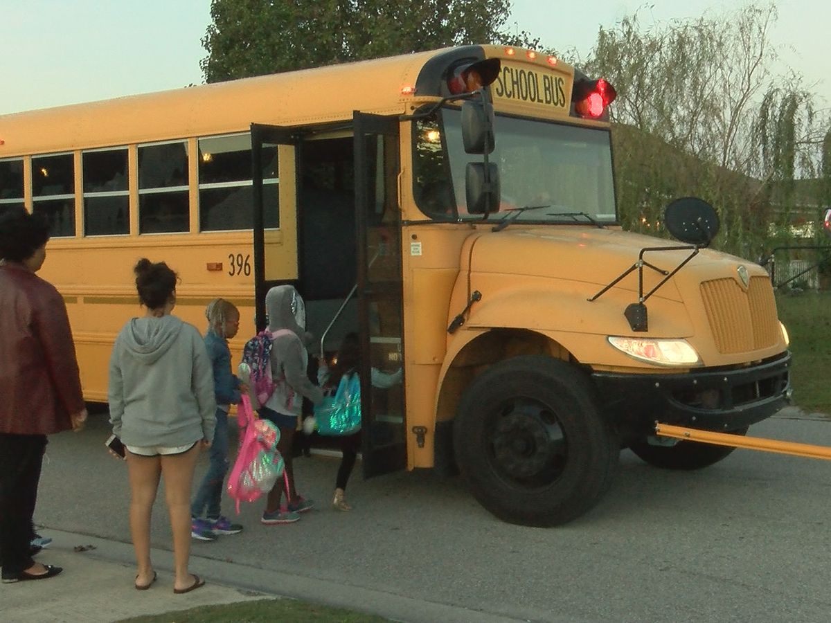 School bus driver shortage making some students late for class