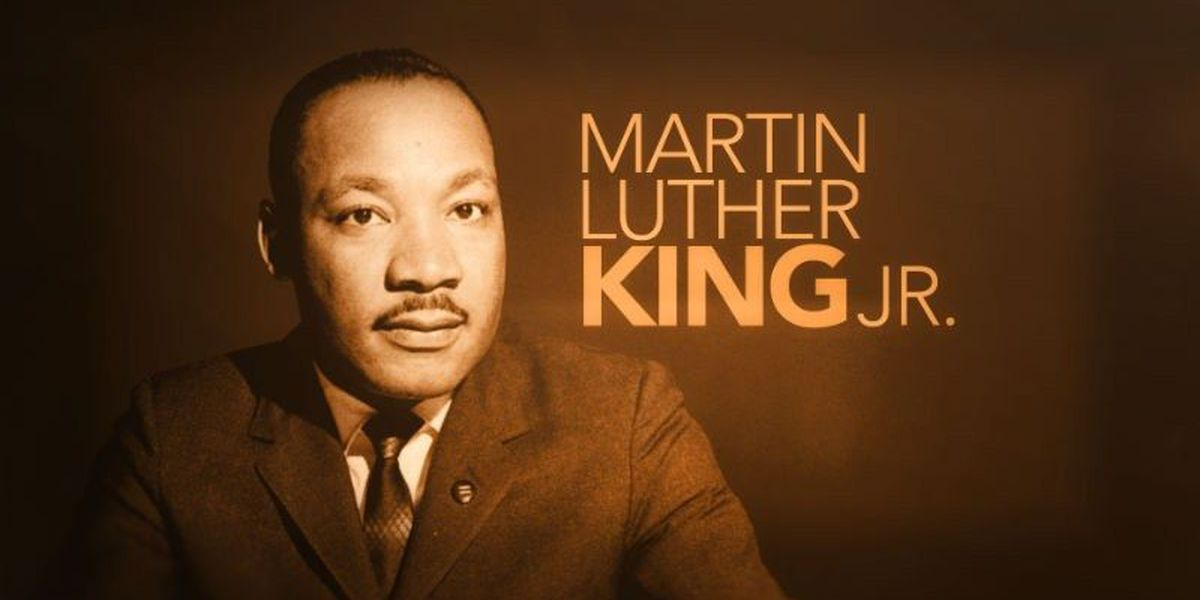 Celebrating the life of civil rights leader Dr. Martin Luther King Jr.