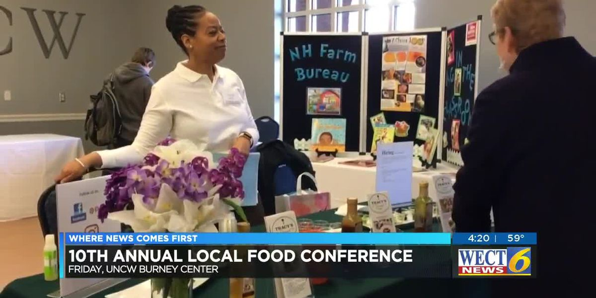 Learn about food that fuels your body and the economy at the Local Food Conference