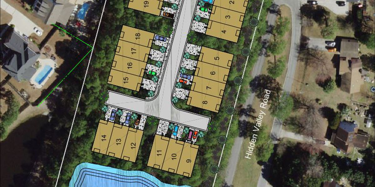 Developer wants to build townhouses in Monkey Junction area