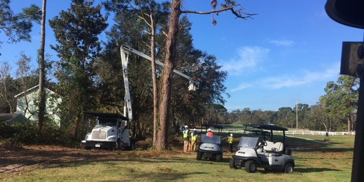 Wilmington Municipal Golf Course set to open after Hurricane Florence