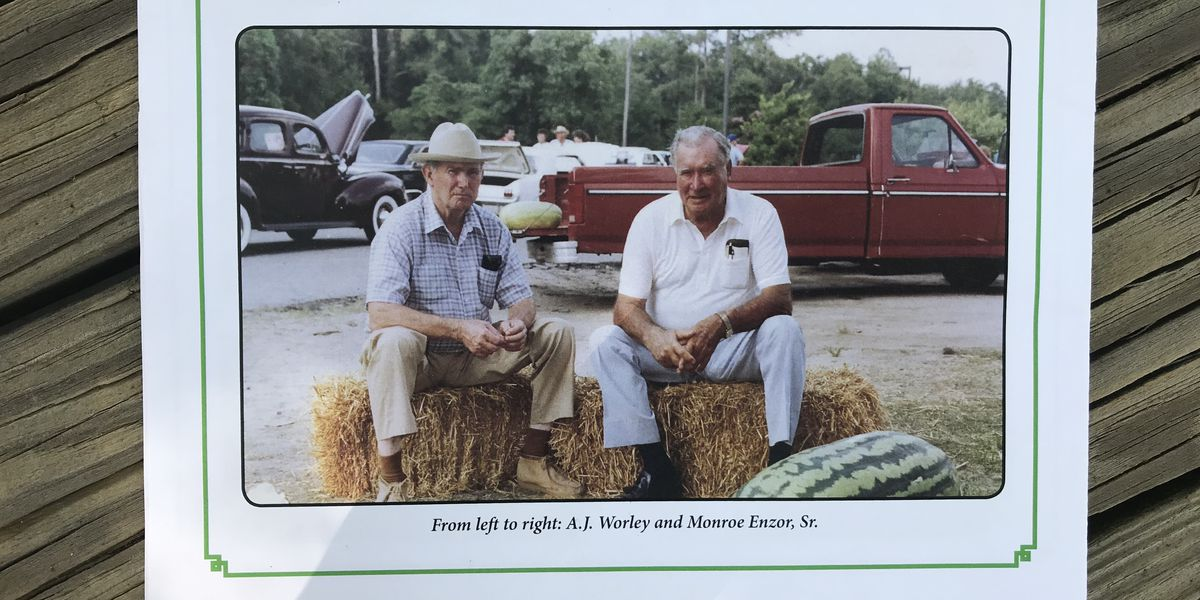 Highway 6: Competition between two friends in 1979 led to Fair Bluff's Watermelon Festival