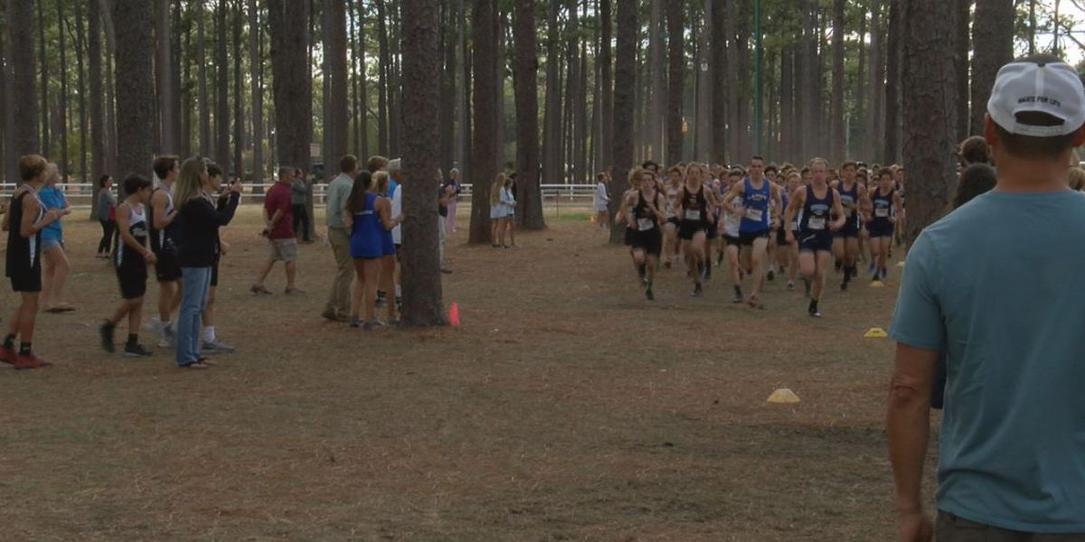 Hundreds of student runners compete in New Hanover County Cross Country Championship