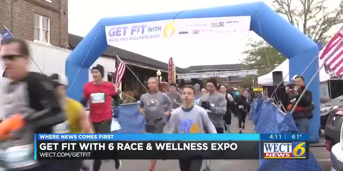 Colin Hackman talks about upcoming race & wellness expo: Get Fit with 6