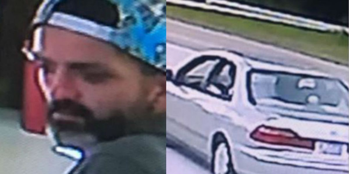 Sheriff's office looking for man who allegedly stole donation jar from Brunswick Co. store